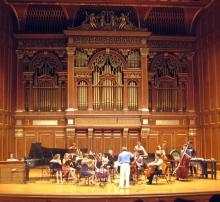 Concert at Jordan